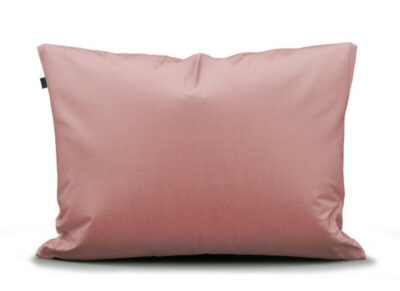 Essenza Home kussensloop perkal katoen, dusty rose