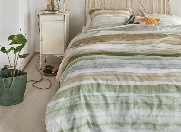 Ariadne at Home dekbedovertrek Colour Palette bruin
