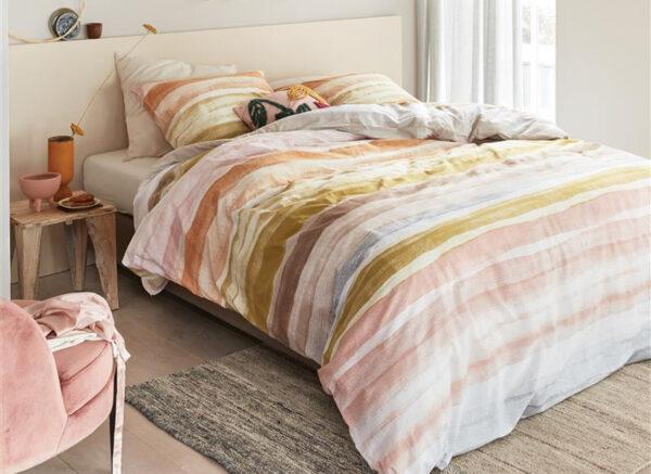 Ariadne at Home dekbedovertrek Colour Palette multi