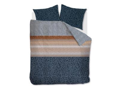 Beddinghouse dekbedovertrek Feis blue