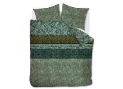 Beddinghouse dekbedovertrek Skin green