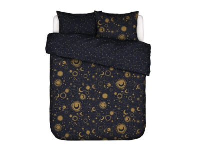 Covers&Co dekbedovertrek Luna tic nightblue