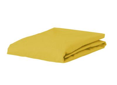 Essenza Home The Perfect Organic Jersey, mustard